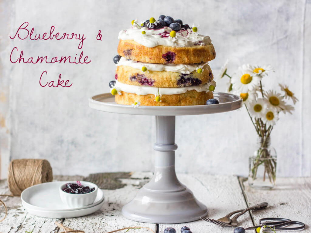 African camomile cake: ingredients, recipe 43