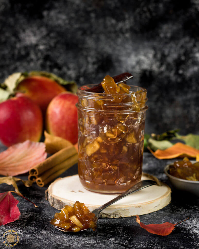 apple jam | lilcupcakemonkey.com