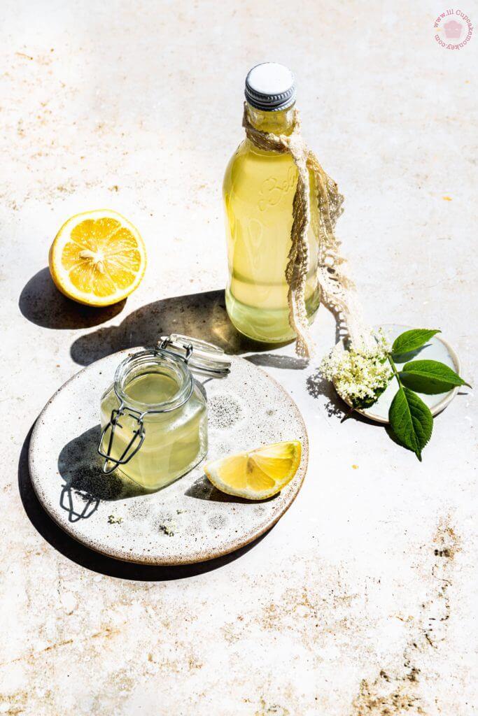 elderflower cordial | lilcupcakemonkey.com
